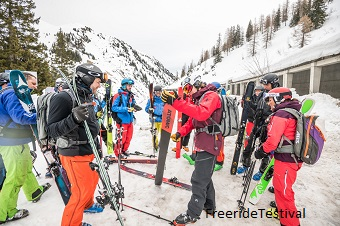 11032019FreerideTestival 2019 presented by BMW xDrive Tourstopp Warth Schroecken by Lorenz Masser Bild 03 lowres