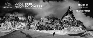 20180221 Arcteryx King of Dolomites 2018 key visual