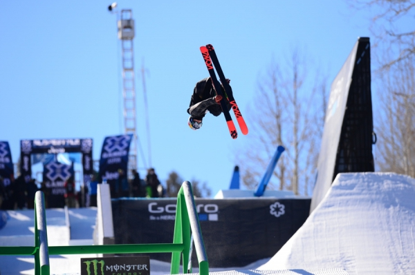 NICK GOEPPER holt erneut GOLD bei den X GAMES