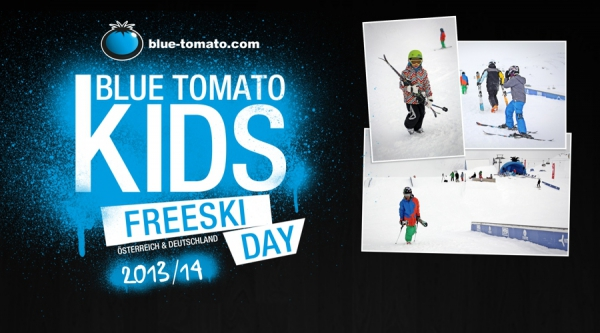 Blue Tomato Kids Freeski Days 2014