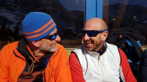 Phil unterwegs: Stubai