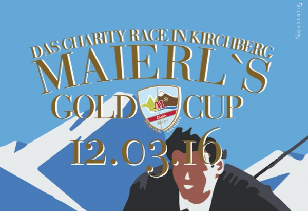 Maierl's GOLD CUP  Charity Race in Kirchberg