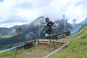 UCI Downhill Worldcup in Leogang 12.06.2016