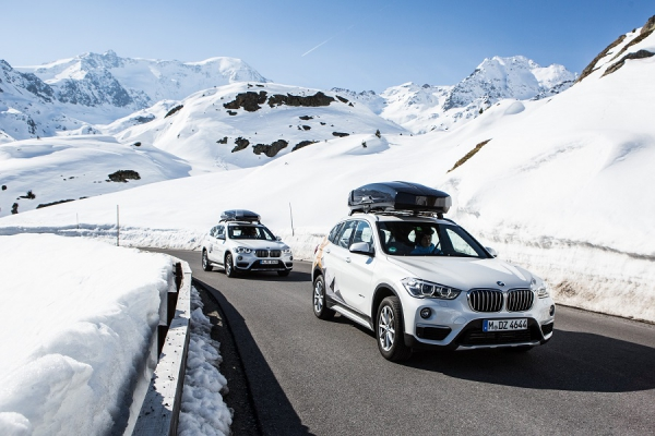 Thule FreerideTestival presented by BMW xDrive