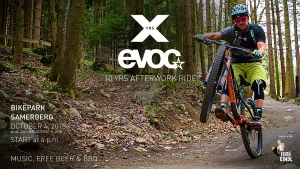 10 YRS Evoc After Work Ride