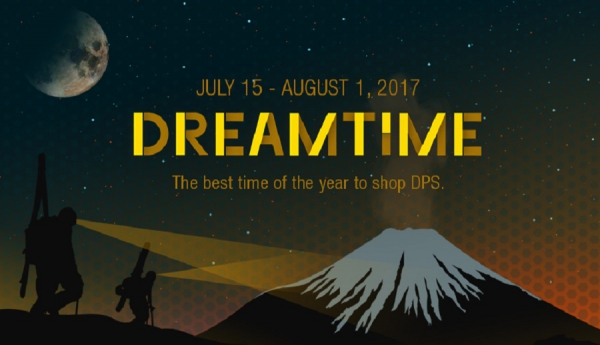 DPS Dreamtime