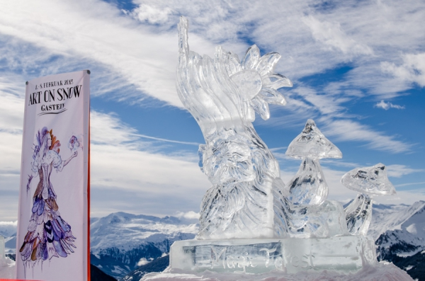 Art on Snow 2014 – Kunstgenuss hoch drei