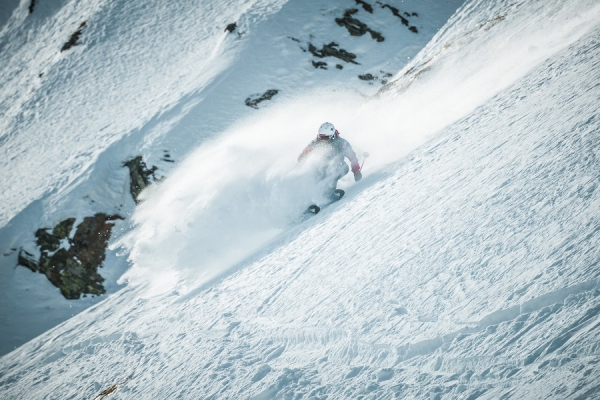 Seven Summits: OPEN FACES FREERIDE CONTESTS