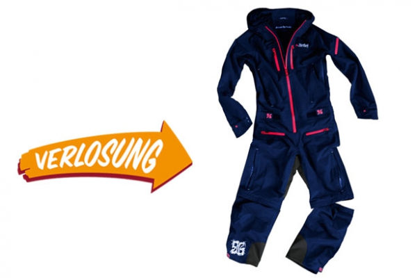 dirtlej dirtsuit core edition mit pinkem zipper