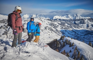 Thule FreerideTestival presented by BMW xDrive in Saalbach