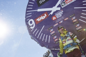 Freeride World Tour-VIP Package zum Stopp in Fieberbrunn