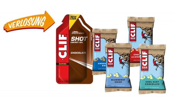 ENERGY-KICK von CLIF Bar