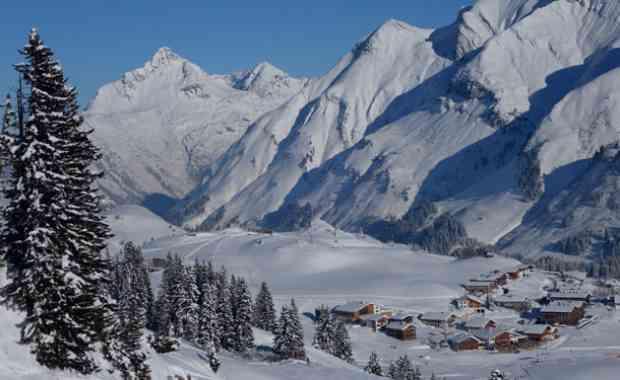 SKIDURCHQUERUNG - Vorarlberg