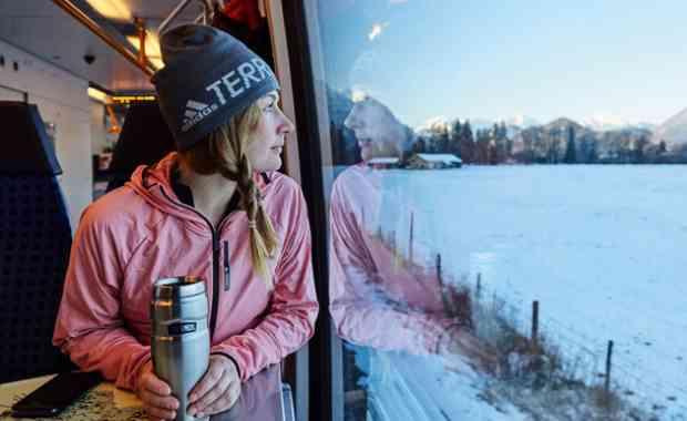 Durchatmen – Von München auf die Zugspitze mit der Bahn