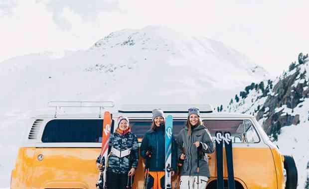 Kaunertal –all you can ski