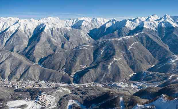 OLYMPIC POWDER PARADIES SOTSCHI