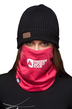 160121 Mons Royale Neckwarmer Hot Pink