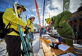 29102018FreerideTestival 2019 presented by BMW xDrive Pic 5 Saalbach Photo by Daniel Roos lowres