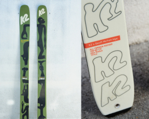 K2 X Geoff McFetridge Limited Edition