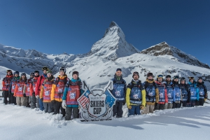 SWATCH SKIERS CUP 2015 BACKCOUNTRY SLOPESTYLE EVENT