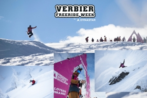 Credits Freeride World Tour