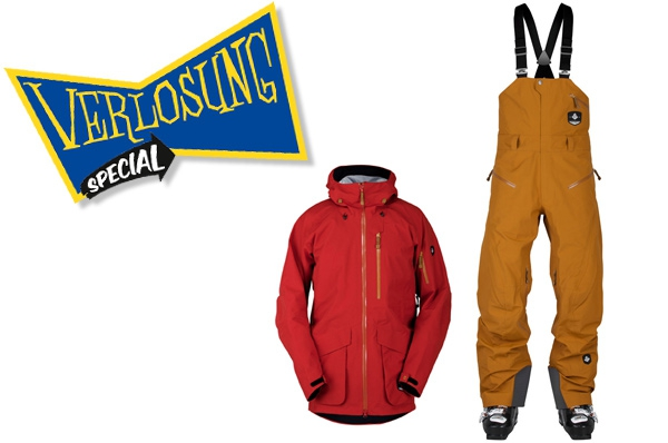 SWEET Protection Monkeywrench Jacket & Pant