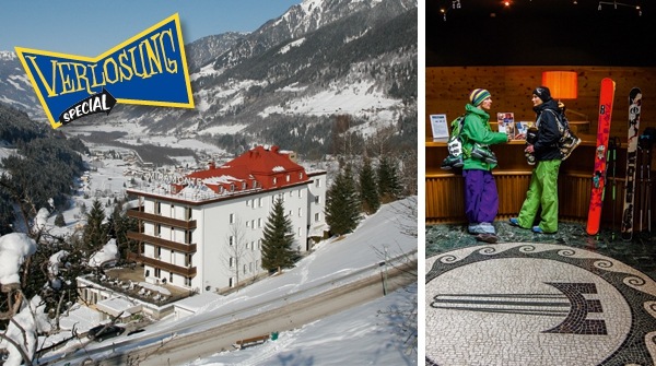 Freeride Urlaub im Miramonte in Bad Gastein