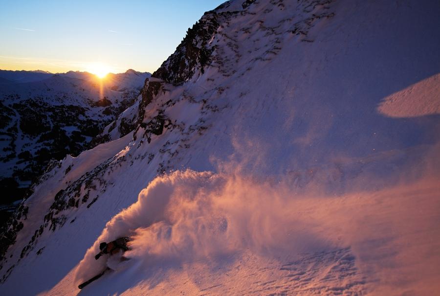 Salomon Quest BC: Bereit fürs Gelände Bergstolz Freeride