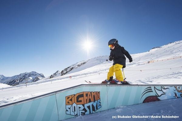 Powder Department Family Days – 22. – 23. Februar 2020 Stubaier Gletscher