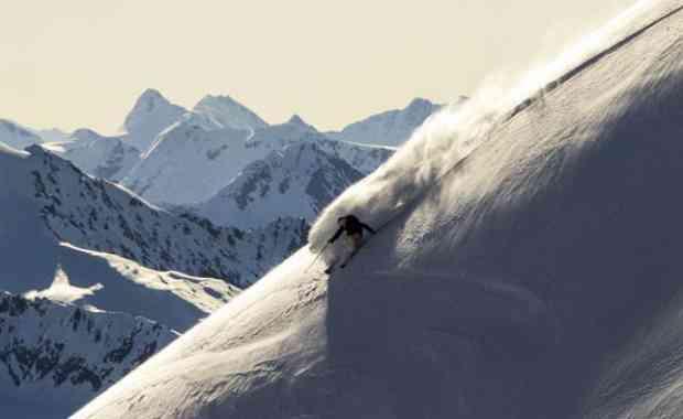 Riderprofile - Elyse Saugstad &  Cody Townsend