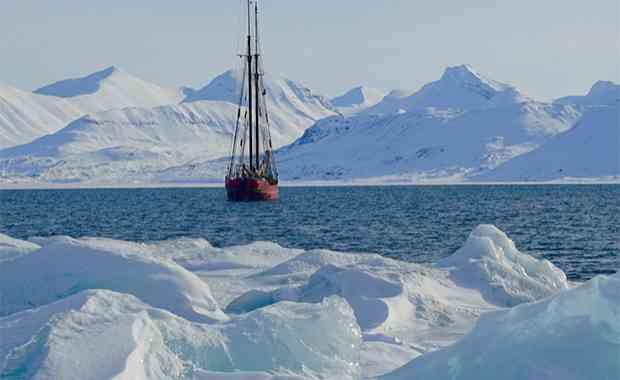Spitzbergen Sail & Ski in der Arktis